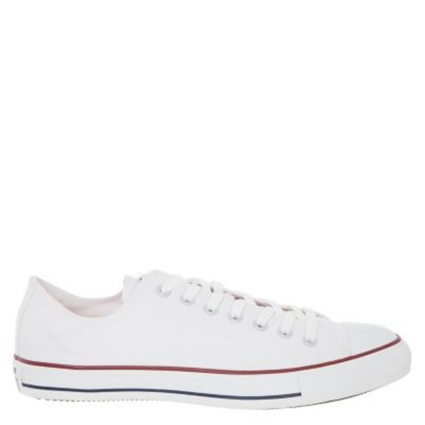 Oferta de Zapatillas Chuck Taylor All Star Ox unisex por $5499