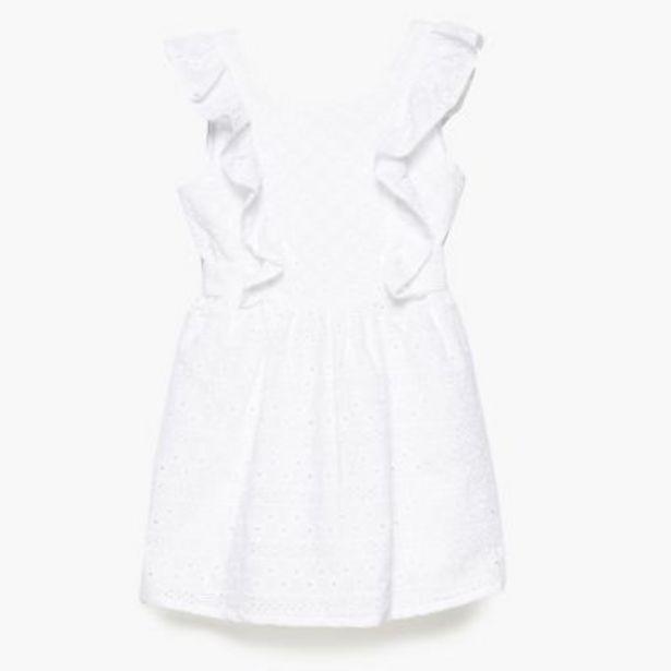Oferta de Vestido volados 2 a 12 por $3690