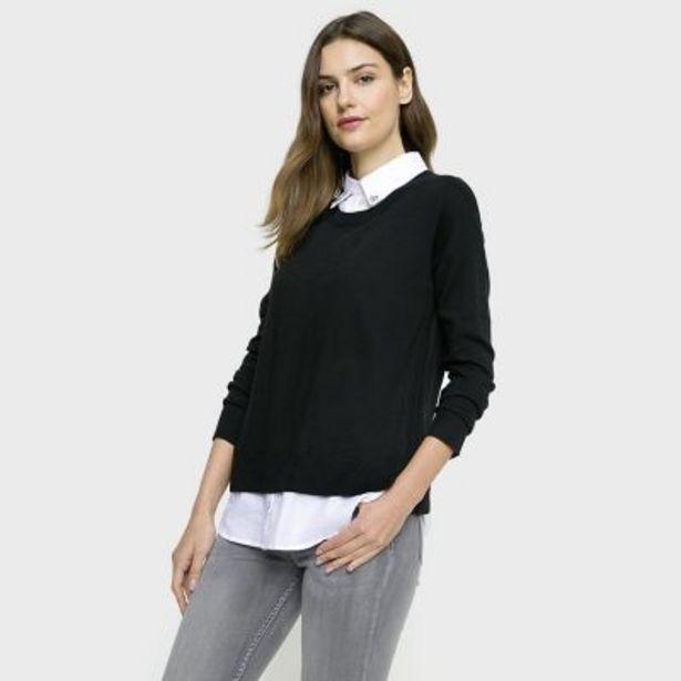Oferta de Sweater con camisa por $1990