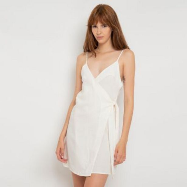 Oferta de Vestido cruzado por $2490