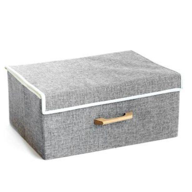 Oferta de Caja organizadora plegable Niza 18x33 cm por $1490