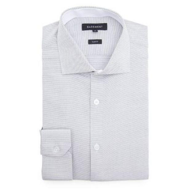 Oferta de Camisa de vestir estampada por $2990