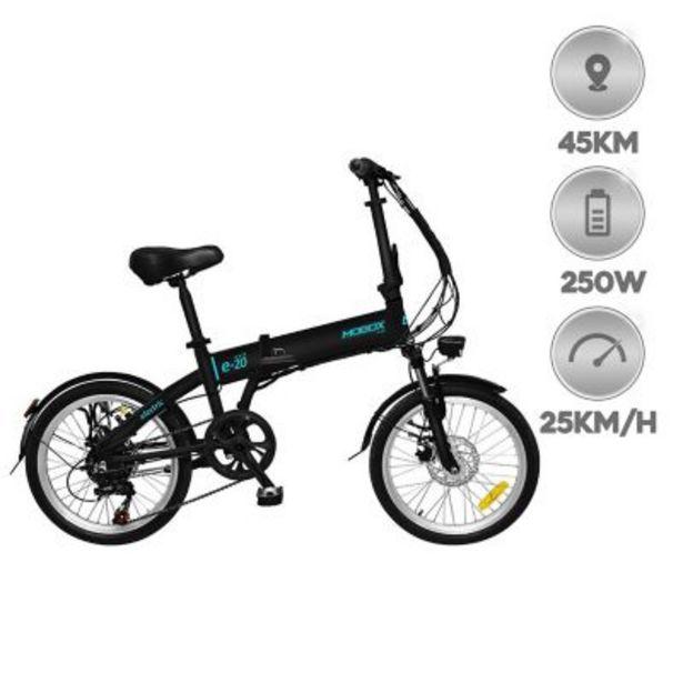 Oferta de Bicicleta eléctrica E-volt R20 por $107999