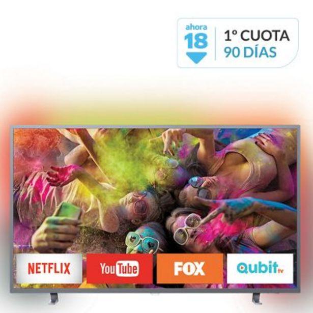 "Oferta de Smart TV 4K Ultra HD 55"" 55PUG6703/77 por $60999"