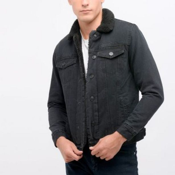 Oferta de Campera denim Dad por $4990