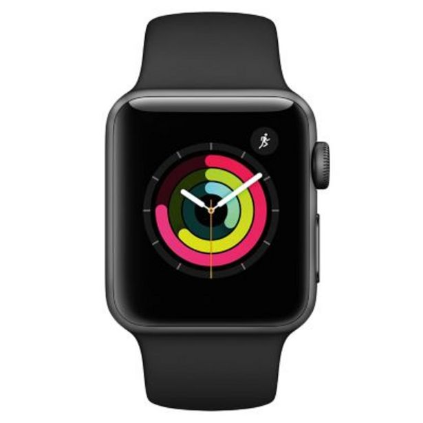 Oferta de Apple Watch Series 3 GPS 38mm por $47099
