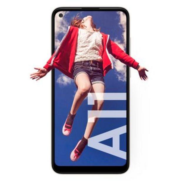Oferta de Celular libre A11 Blanco 64GB 4GB RAM por $21999