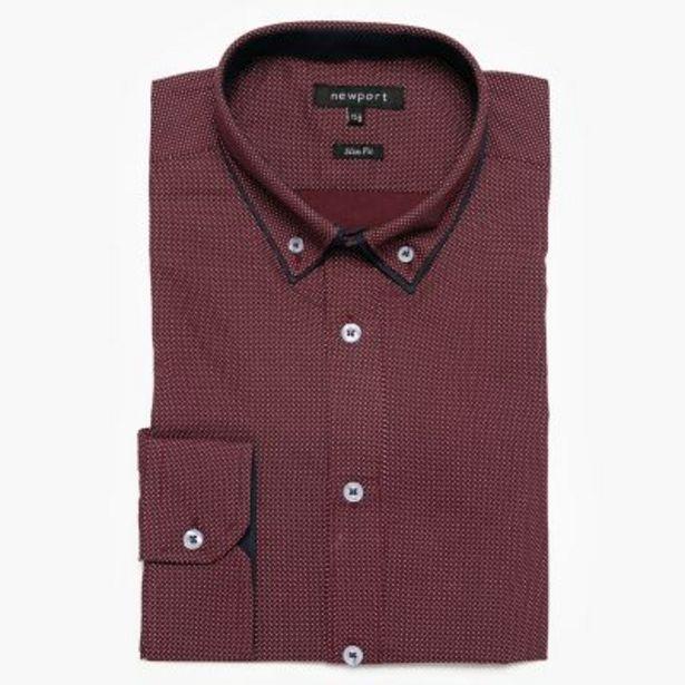 Oferta de Camisa de vestir lunares por $1290
