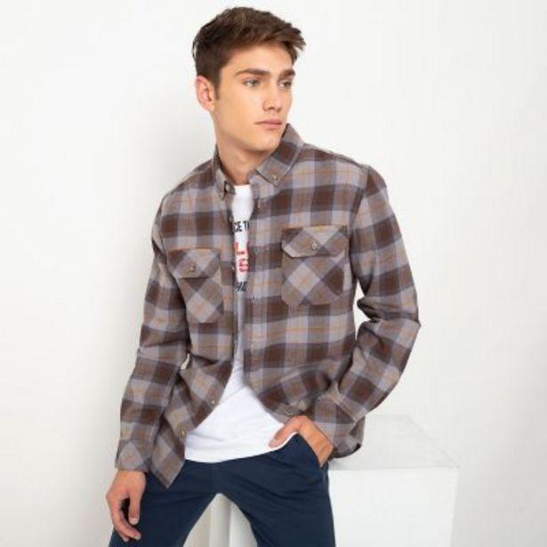 Oferta de Camisa de franela Flannel por $3294