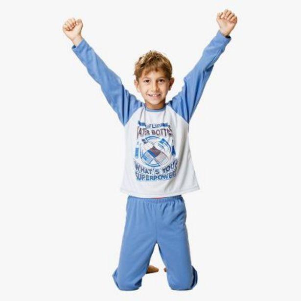 Oferta de Pijama Desafío de la botellita 6 por $1445
