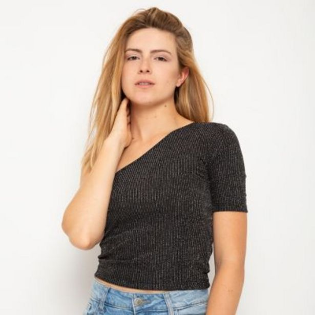 Oferta de Top hombro irregular por $969