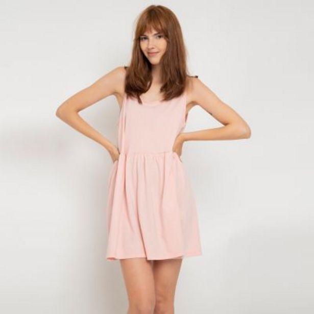 Oferta de Vestido liso por $990