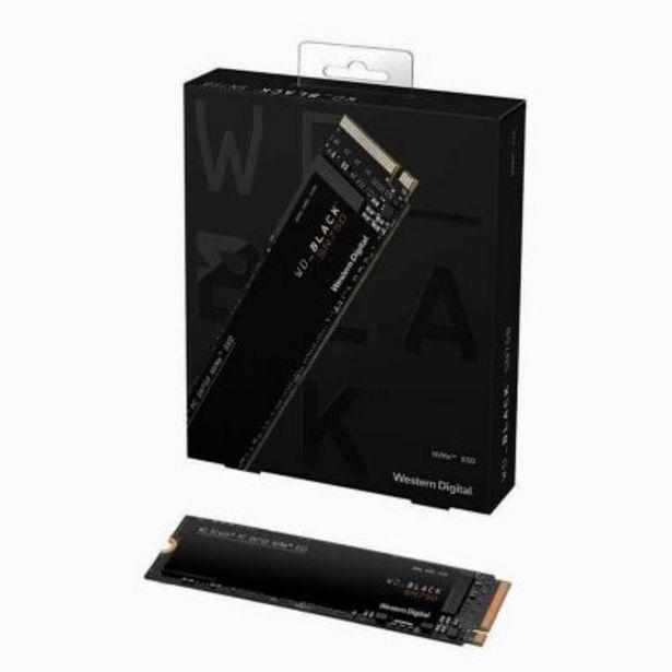 Oferta de Disco sólido SSD 500GB M2 Nvme Notebook por $16658