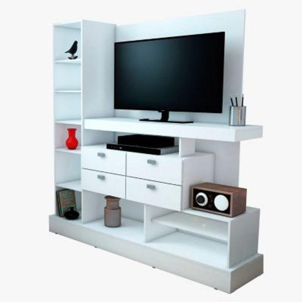 """Oferta de Centro de entretenimiento modular 50"""" por $29990"""