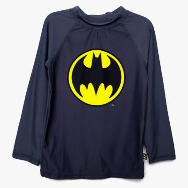 Oferta de Remera UV estampada Batman 3 a 12 por $1690