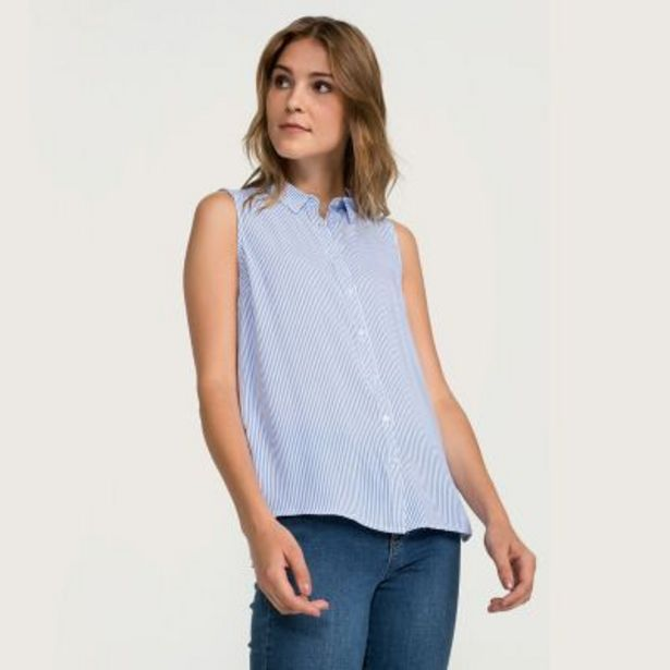Oferta de Camisa sin mangas por $1490