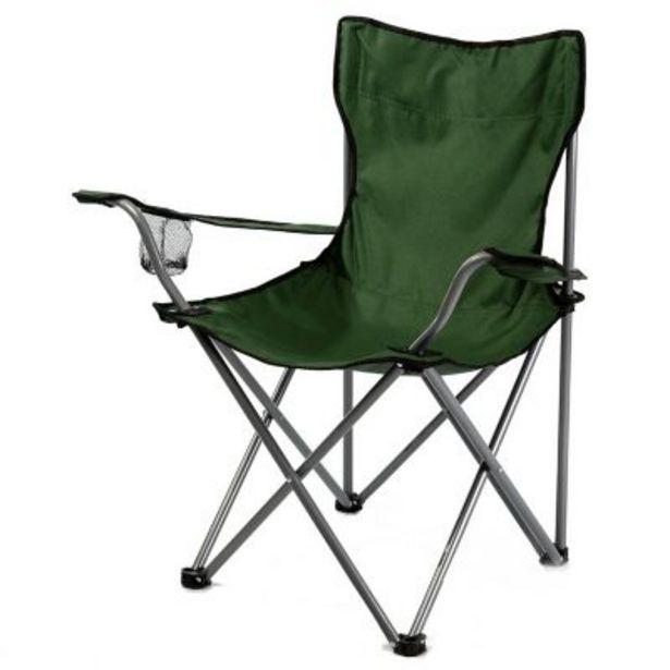 Oferta de Silla plegable para camping con funda por $1990