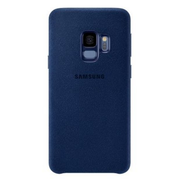 Oferta de Funda Alcantara Cover Galaxy S9 por $2699