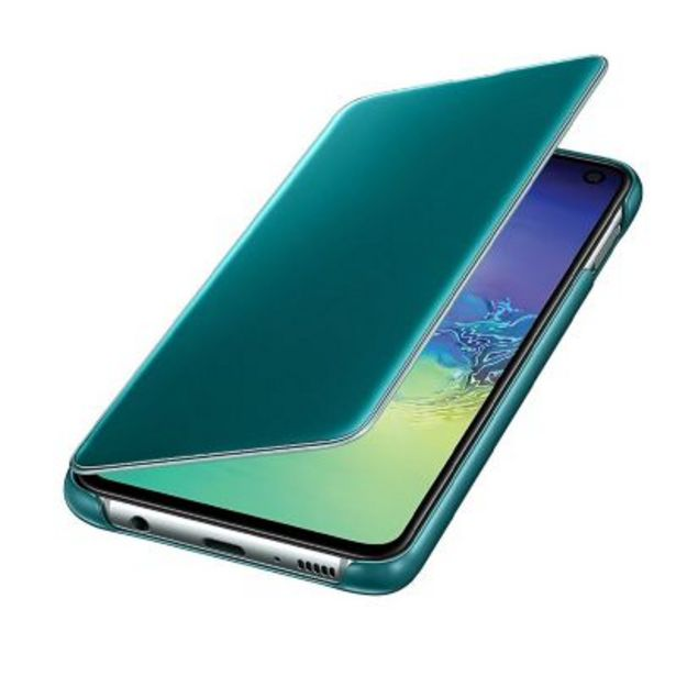 Oferta de Funda Clear View Cover Galaxy S10e por $999
