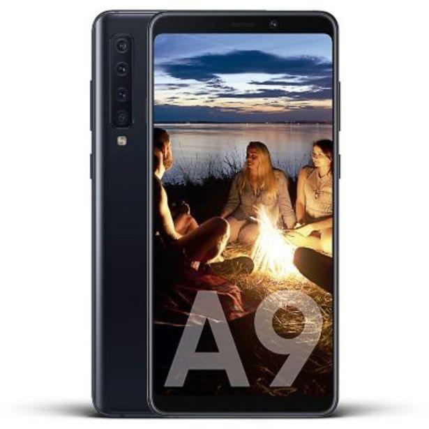 Oferta de Celular libre Galaxy A9  128GB 6GB RAM por $53999