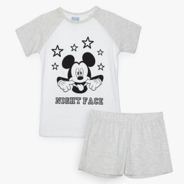 Oferta de Pijama Mickey 4 a 10 por $1690
