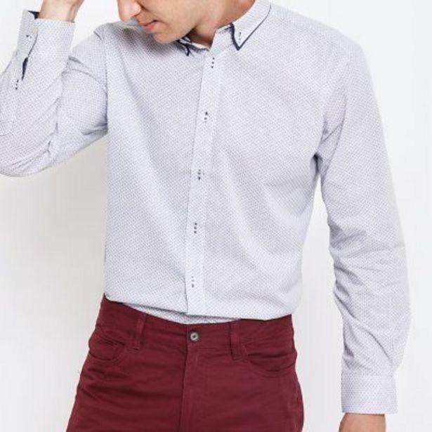 Oferta de Camisa de vestir con puntos por $2839