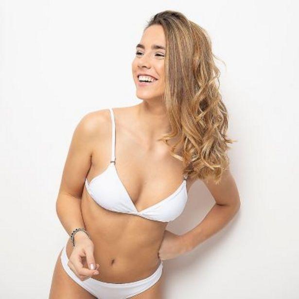 Oferta de Corpiño de bikini liso por $1490