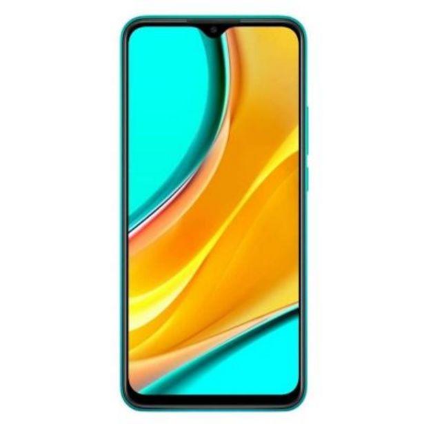 Oferta de Celular libre Redmi 9 4GB 64GB verde por $39485