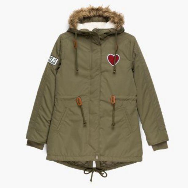 Oferta de Campera heart 10 a 16 por $1490