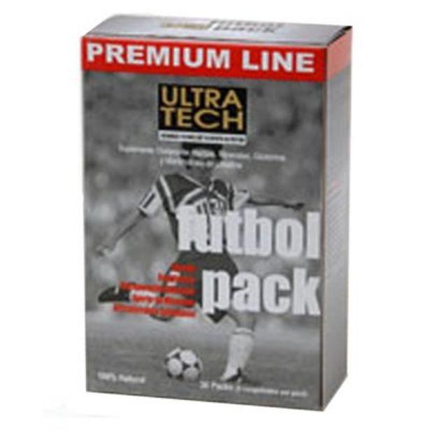 Oferta de Premium Fútbol Pack x 30 packs por $1289