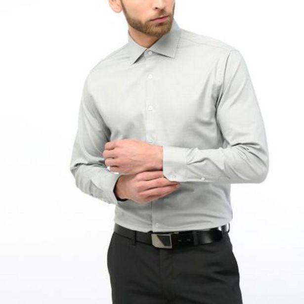 Oferta de Camisa de vestir estampada por $1290