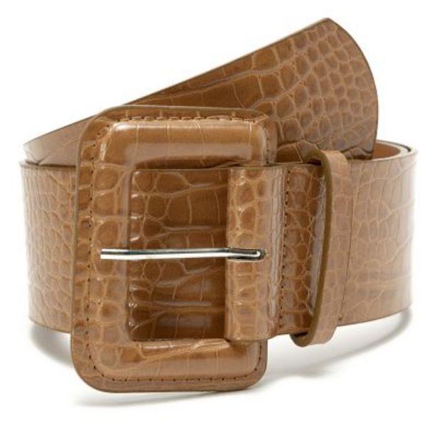 Oferta de Cinturón croco por $899