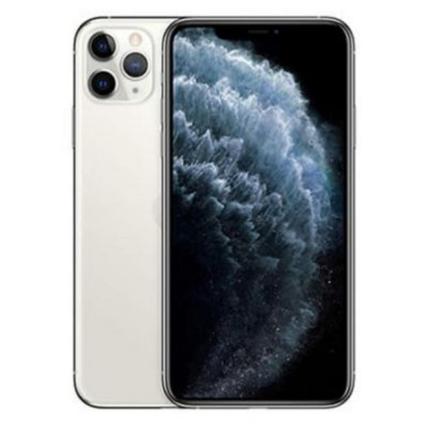 Oferta de IPhone 11 Pro Max 64GB silver por $307689