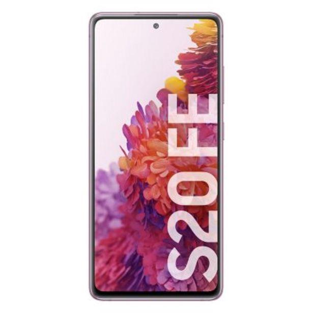 Oferta de Celular libre S20 FE Lavanda 128GB 6GB por $69999