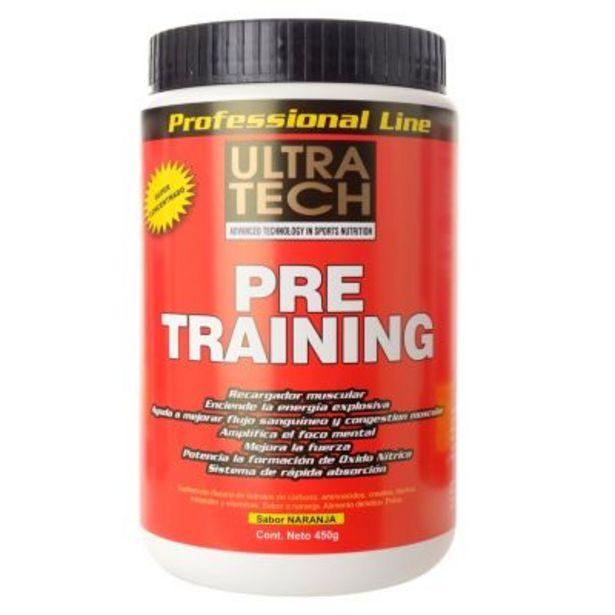 Oferta de Pre Training 450 grs Naranja por $1269