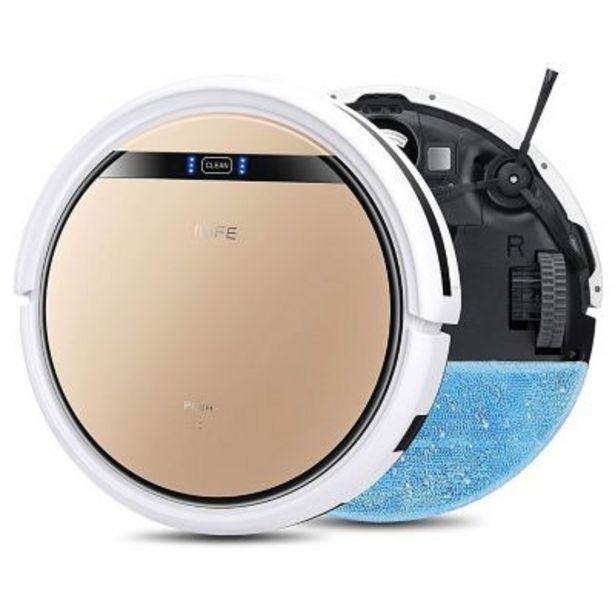 Oferta de Aspiradora robot V5sPro aspira y trapea 22 W 0,3l por $48999