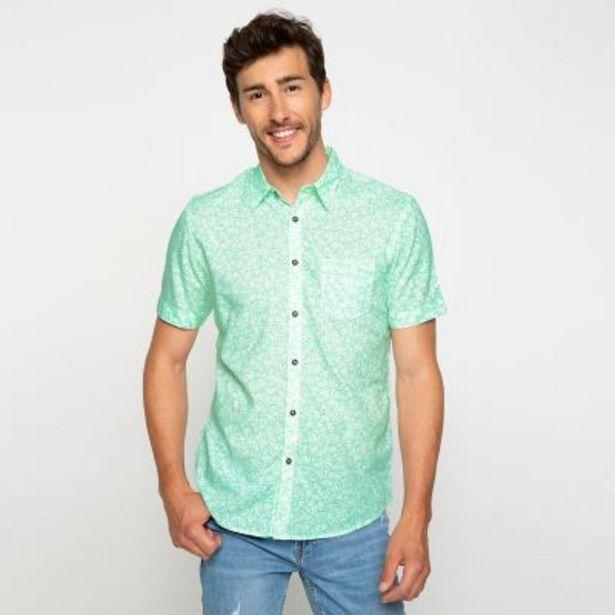 Oferta de Camisa sport estampada por $699