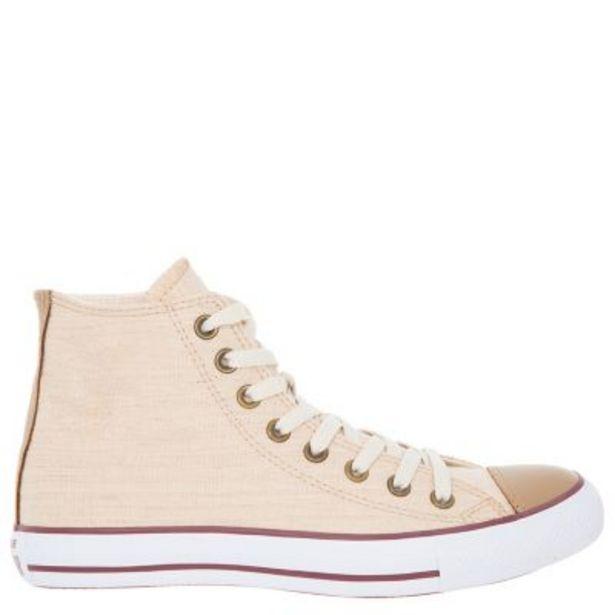 Oferta de Zapatillas Chuck Taylor All Star Linen hombre por $5299