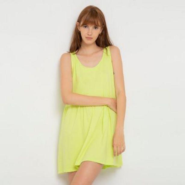Oferta de Vestido liso por $1290