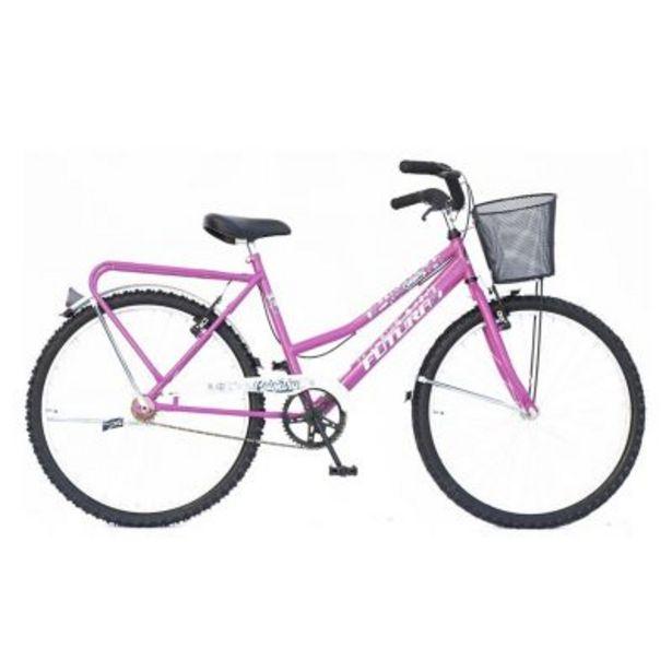 Oferta de Bicicleta bici de paseo futura rodado 26 dama por $29589