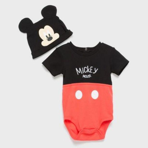 Oferta de Body Mickey 0 a 12 meses por $2290