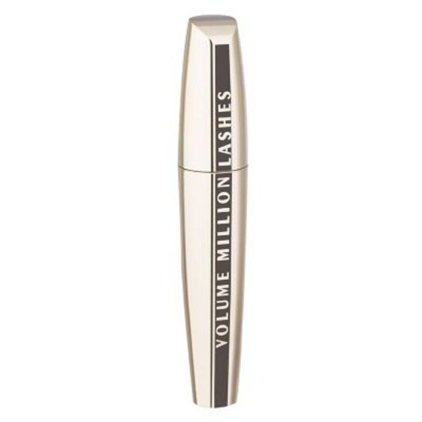 Oferta de Máscara Volume Million Lashes WTP Black 7ml por $1183