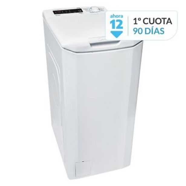 Oferta de Lavarropas CVST610T 6kg 1000W por $51999