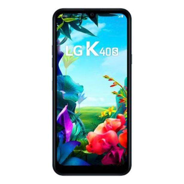 Oferta de Celular libre K40S 32GB 2GB RAM por $21999
