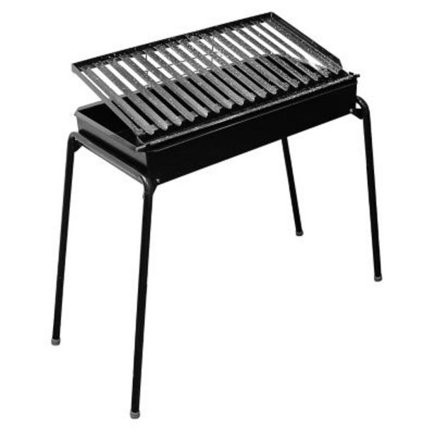 Oferta de Parrilla rectangular grande por $9999