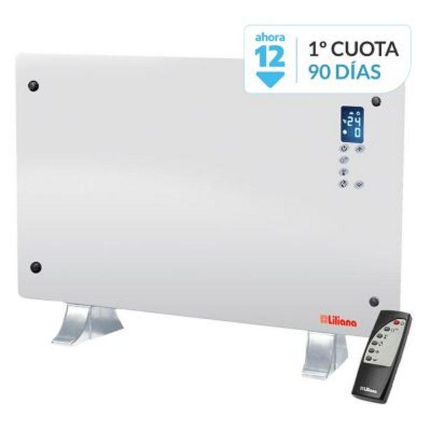 Oferta de Panel calefactor con turbina PPV500 2000W por $6699