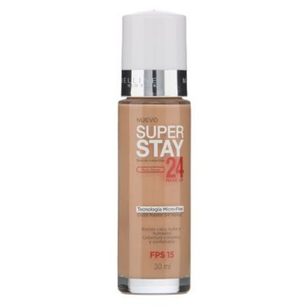 Oferta de Base de Maquillaje Super Stay SPF15 24hs 30ml por $1036