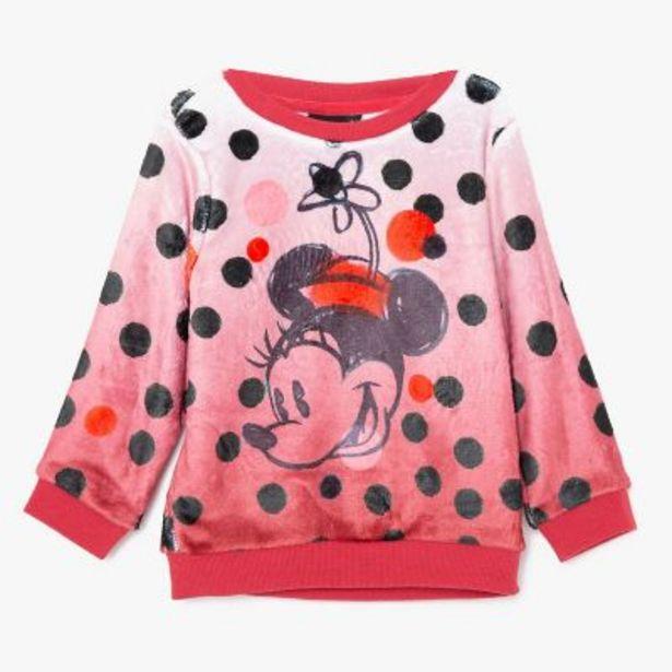 Oferta de Buzo plush Minnie 2 a 8 por $1295