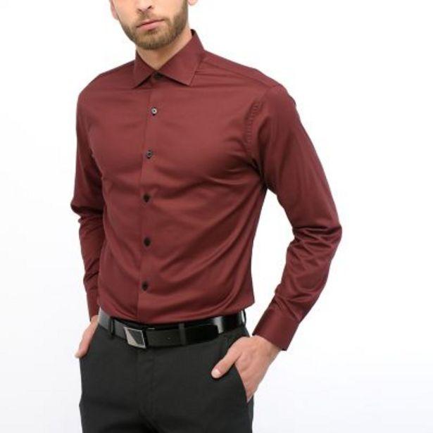 Oferta de Camisa de vestir texturada por $1290