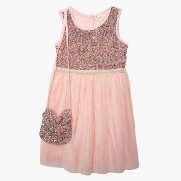 Oferta de Vestido brillos 2 a 8 por $2990